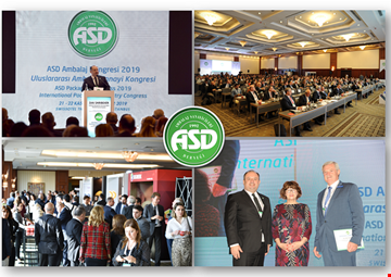 ASD Packaging Congress united the world in Istanbul